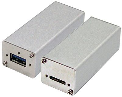 U3H102|One port USB 3.0 Hub (Boost the USB Bus-Power Voltage)