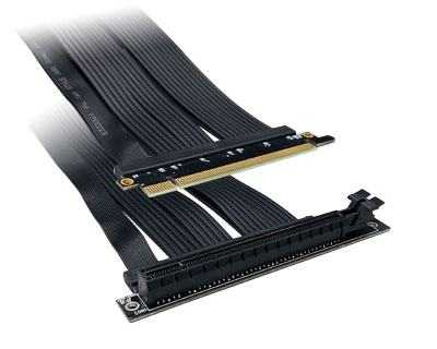 PCIE3X16GF-SL|PCI Express x16 (gold finger) to x16 Slot Gen 3 Riser Card Extension Cable (CB-00657, CB-00680, CB-00683)